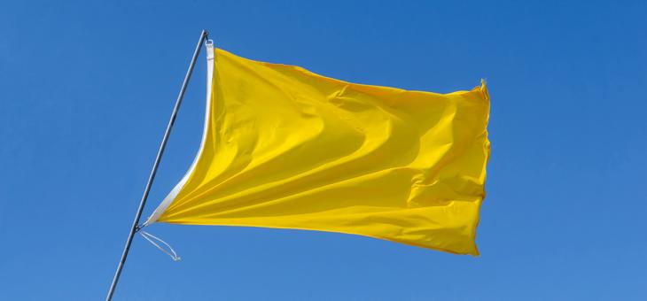 Conta de luz seguirá com bandeira amarela em fevereiro