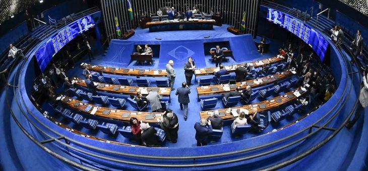 Senado encerra tramitação de marco do setor elétrico e envia projeto para a Câmara